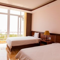 Tuan Chau Marina Hotel комната для гостей