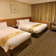 Hotel Skypark Central Myeongdong 3* Стандартный номер с различными типами кроватей фото 6