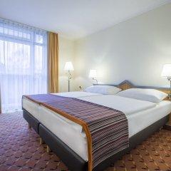Отель Park Inn by Radisson Munich Frankfurter Ring 3* Стандартный номер разные типы кроватей фото 3