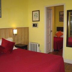 Отель Residencial Faria Guimarães Номер Эконом разные типы кроватей фото 3