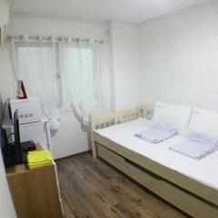 Отель Shinchon Hongdae Guesthouse 2* Стандартный номер с различными типами кроватей фото 8