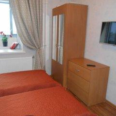 Апартаменты Komendantsky Apartment Санкт-Петербург комната для гостей фото 5