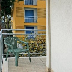Отель MONTEVERDI балкон