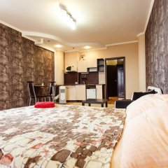 Гостиница Аврора Улучшенная студия с различными типами кроватей фото 6