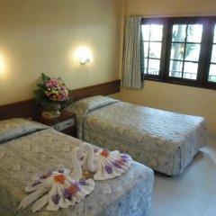 Pattaya Garden Hotel 3* Бунгало с различными типами кроватей фото 3