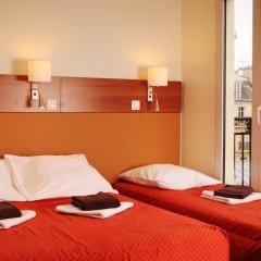 Отель Hôtel Marignan Стандартный номер с различными типами кроватей фото 6