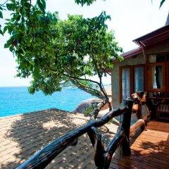 Отель Dusit Buncha Resort Koh Tao 3* Номер Делюкс с различными типами кроватей фото 20