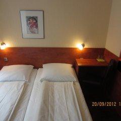 Hotel Haus Rheinblick Дюссельдорф комната для гостей фото 4