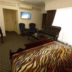 Отель Villa Alisa 2* Люкс с различными типами кроватей фото 2