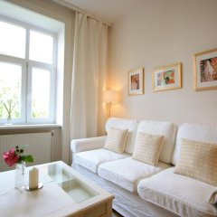 Апартаменты Apartment Elegant Living Вена комната для гостей фото 4