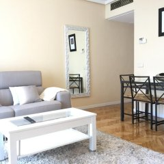 Апартаменты Vázquez de Mella by Forever Apartments комната для гостей фото 2