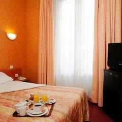 Hotel Auriane Porte de Versailles 3* Стандартный номер с разными типами кроватей