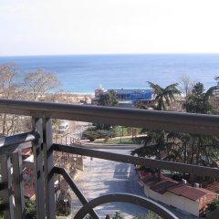 Апартаменты Millenium Facility Apartment - Different Locations in Golden Sands Золотые пески балкон