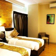Palm Grass Hotel 3* Улучшенный номер с различными типами кроватей фото 2