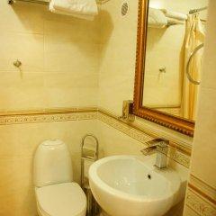 Хостел Иркутск Сити Лодж Стандартный семейный номер с двуспальной кроватью фото 9