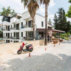Отель Phellos Apart спортивное сооружение