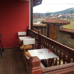 Отель Guest House Romantika Болгария, Копривштица - отзывы, цены и фото номеров - забронировать отель Guest House Romantika онлайн балкон