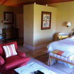 Отель Valdepalacios 5* Стандартный номер с различными типами кроватей фото 9