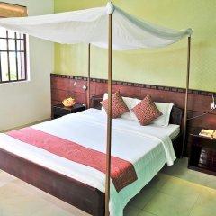 Отель Sea Star Resort 3* Улучшенное бунгало с различными типами кроватей фото 5
