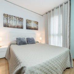 Отель Travel Habitat Torres de Serrano комната для гостей