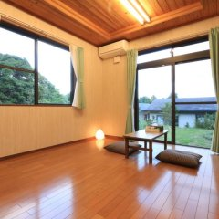 Отель Minshuku Nicoichi Якусима комната для гостей