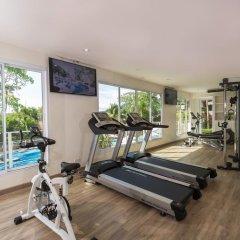 Отель Chanalai Flora Resort, Kata Beach фитнесс-зал