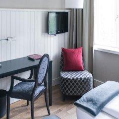 Victoria Hotel 4* Стандартный номер с двуспальной кроватью фото 3