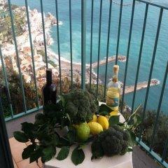 Отель L'Infinito балкон