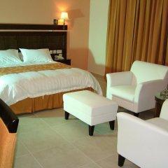 Отель Dead Sea Spa Hotel Иордания, Сваймех - отзывы, цены и фото номеров - забронировать отель Dead Sea Spa Hotel онлайн комната для гостей фото 6