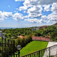 Отель Villa Gioia del Sole Болгария, Балчик - отзывы, цены и фото номеров - забронировать отель Villa Gioia del Sole онлайн балкон