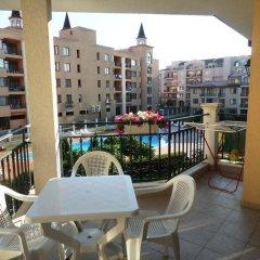 Апартаменты Apartment 39 Arcadia Солнечный берег балкон