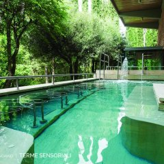 Отель Appartamento con Vista Италия, Кьянчиано Терме - отзывы, цены и фото номеров - забронировать отель Appartamento con Vista онлайн бассейн фото 3