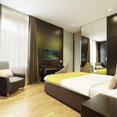 Отель Maccani Luxury Suites 4* Представительский люкс с различными типами кроватей фото 16