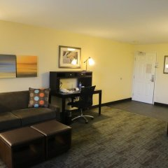 Отель Staybridge Suites Silicon Valley комната для гостей фото 3