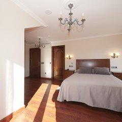 Отель Pensión Residencia A Cruzán - Adults Only 3* Стандартный номер с различными типами кроватей