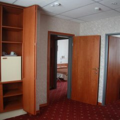 Каравелла отель 3* Апартаменты с разными типами кроватей фото 13