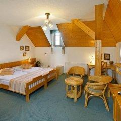 Hotel Sant Georg 4* Стандартный номер с различными типами кроватей фото 2