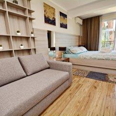 Отель Studios Dimitris Черногория, Тиват - отзывы, цены и фото номеров - забронировать отель Studios Dimitris онлайн комната для гостей фото 5