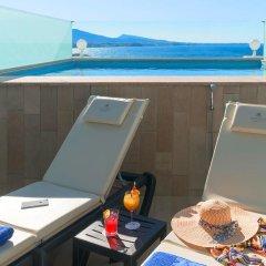 Atrium Platinum Luxury Resort Hotel & Spa 5* Улучшенный люкс с различными типами кроватей фото 5