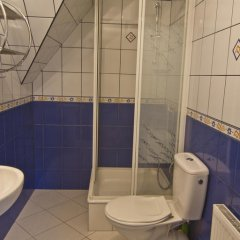 Отель Zakątek Pod Smrekami Стандартный номер фото 16