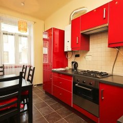 Апартаменты City Realty Central Apartments near Kropotkinskaya Апартаменты с различными типами кроватей фото 33