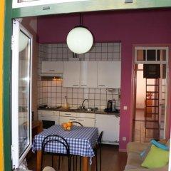 Отель Hospedaria Verdemar Апартаменты с различными типами кроватей фото 45