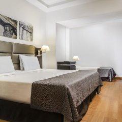 Отель Eurostars Roma Aeterna 4* Стандартный номер с различными типами кроватей фото 6
