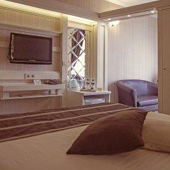 Park Hotel Plovdiv 4* Представительский номер с различными типами кроватей