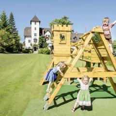 Hotel Schloss Thannegg детские мероприятия