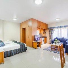 Golden Sands Hotel Apartments 3* Студия с различными типами кроватей фото 5