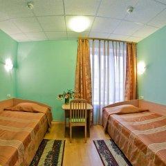 Гостиница Акватика Стандартный номер с 2 отдельными кроватями фото 4