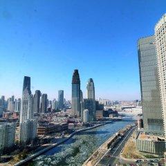 Shangri-La Hotel, Tianjin балкон
