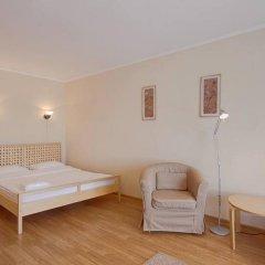 Апартаменты LikeHome Апартаменты Полянка Студия Делюкс с разными типами кроватей фото 11