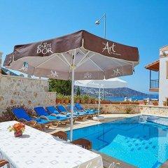 Отель Villa Ozgen бассейн фото 3
